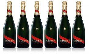 G.H. Mumm Cordon Rouge Champagne Case Deal 6x75cl
