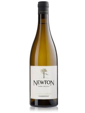 Newton Vineyard Unfiltered Chardonnay White Wine Napa 75cl