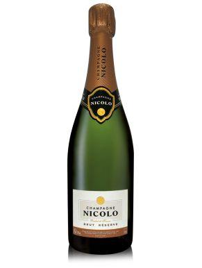 Nicolo Brut Reserve Champagne Magnum NV 150cl