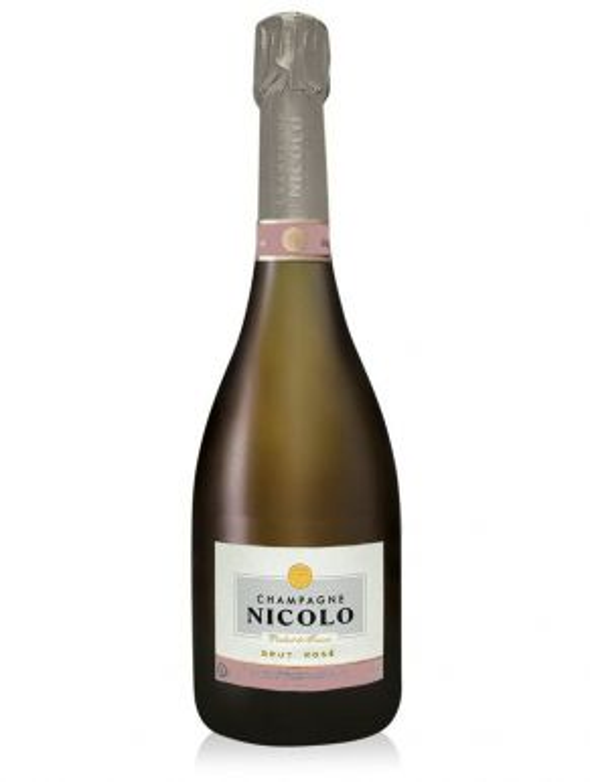 Nicolo Brut Rose Champagne 75cl