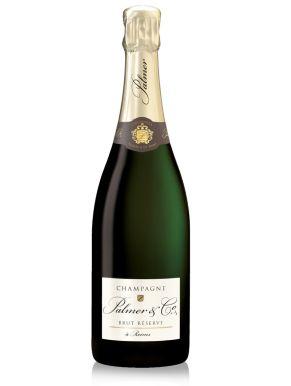 Palmer & Co Brut Reserve NV Champagne 75cl