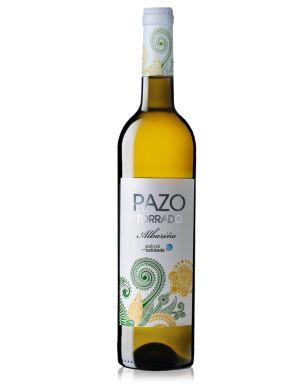 Pazo Torrado Albarino Rias Baixas White Wine 75cl
