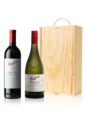 Penfolds Bin 407 and Bin 150 Wine Gift Set Duo 75cl