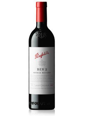 Penfolds Bin 2 Shiraz Mataro Red Wine 2017 75cl