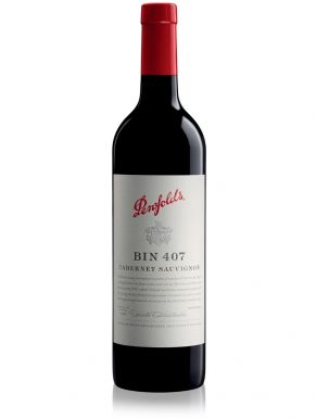Penfolds Bin 407 Coonawarra Cabernet Sauvignon Red Wine 2015 75cl