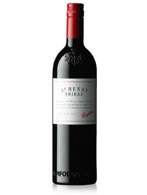 Penfolds St Henri Shiraz Red Wine 2017 75cl
