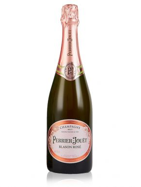 Perrier Jouet Blason Rose Brut Champagne NV 75cl gift box