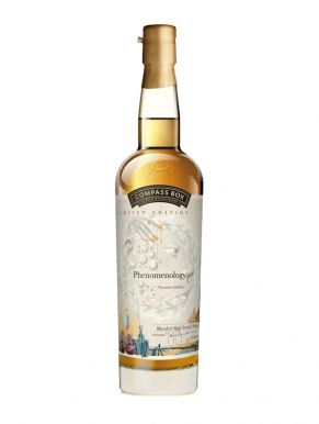 Phenomenology by Compass Box Blended Scotch Whisky 70cl