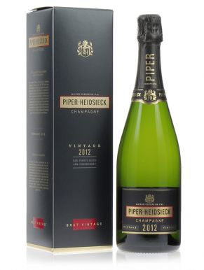 Piper Heidsieck 2012 Vintage Champagne 75cl