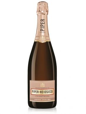 Piper Heidsieck Sublime Cuvée Demi Sec Champagne NV 75cl Gift Boxed