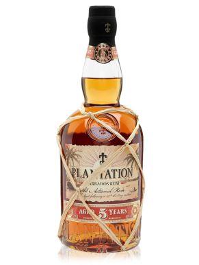 Plantation 5 Year Old Barbados Rum 70cl