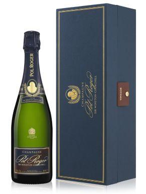 Pol Roger Winston Churchill 2009 Vintage Champagne 75cl