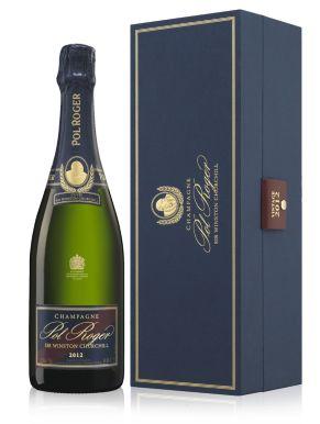 Pol Roger Winston Churchill 2002 Vintage Champagne Magnum 150cl Gift Box