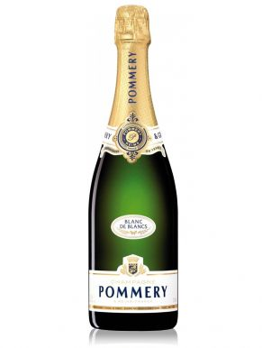 Pommery Apanage Blanc de Blancs NV Champagne 75cl
