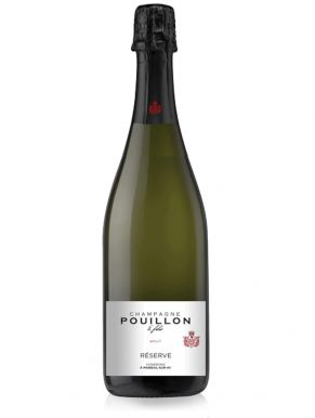 R. Pouillon & Fils Reserve Brut NV Champagne 75cl