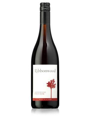 Ribbonwood Pinot Noir 2012 New Zealand Red Wine 75cl