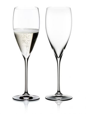 Riedel Vinum Vintage Champage Glasses (Set of 2) Gift Boxed