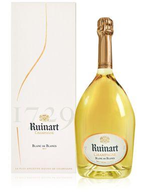 Ruinart Blanc de Blancs Magnum NV Champagne 150cl Gift Box