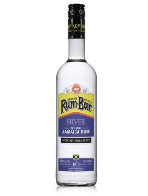 Rum-Bar by Worthy Park Silver Rum 70cl