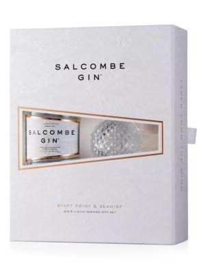 Salcombe Distilling Co. Seamist & Start Point Gift Set 50cl