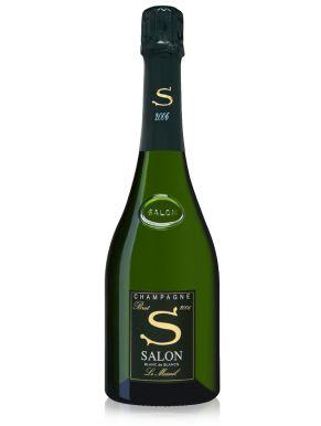 Salon Blanc De Blanc le Mesnil Champagne 2006 Vintage 75cl