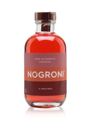 Seedlip Nogroni Non-Alcoholic Cocktail 20cl