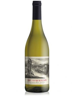 Simon & the Huguenots Sauvignon Semillon White Wine 75cl