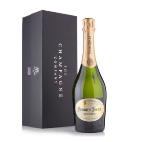 Perrier Jouet Grand Brut Champagne 75cl Luxury Gift Box