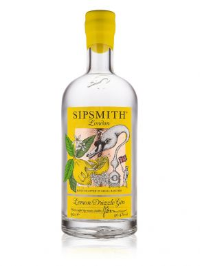 Sipsmith Lemon Drizzle Gin 50cl