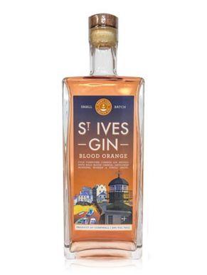 St Ives Blood Orange Gin 70cl