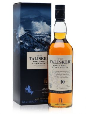 Talisker 10 Yr Old Single Malt Whisky 70cl