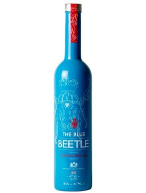 The Blue Beetle London Dry Gin 70cl
