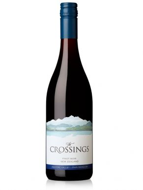 The Crossings Marlborough Pinot Noir 2019 75cl