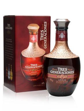 Sauza Tres Generaciones Anejo Tequila 70cl