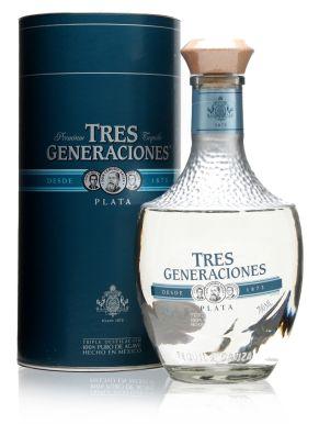 Sauza Tres Generaciones Plata Tequila 70cl