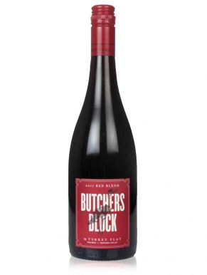 Turkey Flat Butchers Block 2013 Red Wine 75cl