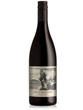 Vasco & the Explorers Touriga Nacional Red Wine 75cl