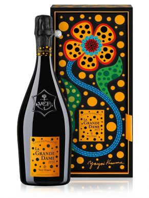 Veuve Clicquot La Grande Dame 2012 by Yayoi Kusama 75cl