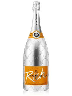 Veuve Clicquot Silver Rich Champagne NV Magnum 150cl