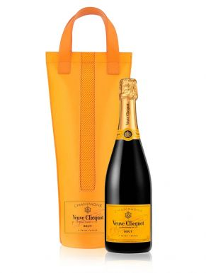 Veuve Clicquot Brut Champagne Ice Bag 75cl