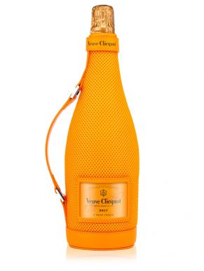 Veuve Clicquot Ice Jacket 4 Yellow Label Brut Champagne 75cl