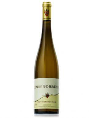 Zind Humbrecht Roche Calcaire Pinot Gris White Wine 75cl