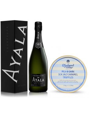 Ayala Brut Majeur Champagne NV 75cl & Truffles Gift