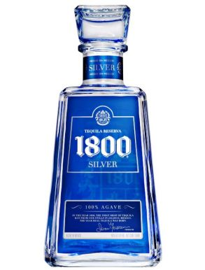 1800 Silver Tequila 70cl