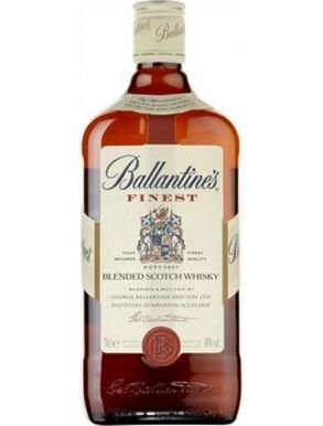 Ballantines Blended Scotch Whisky 40% 70cl