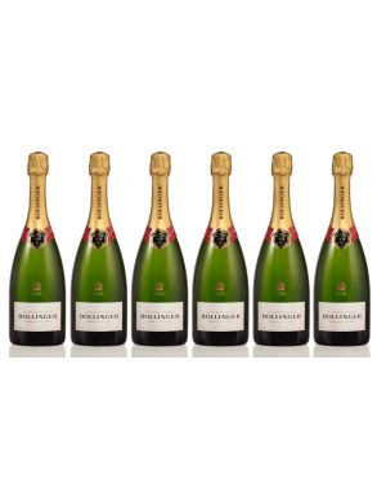 Bollinger Special Cuvée NV Champagne Case Deal 6 x 75cl