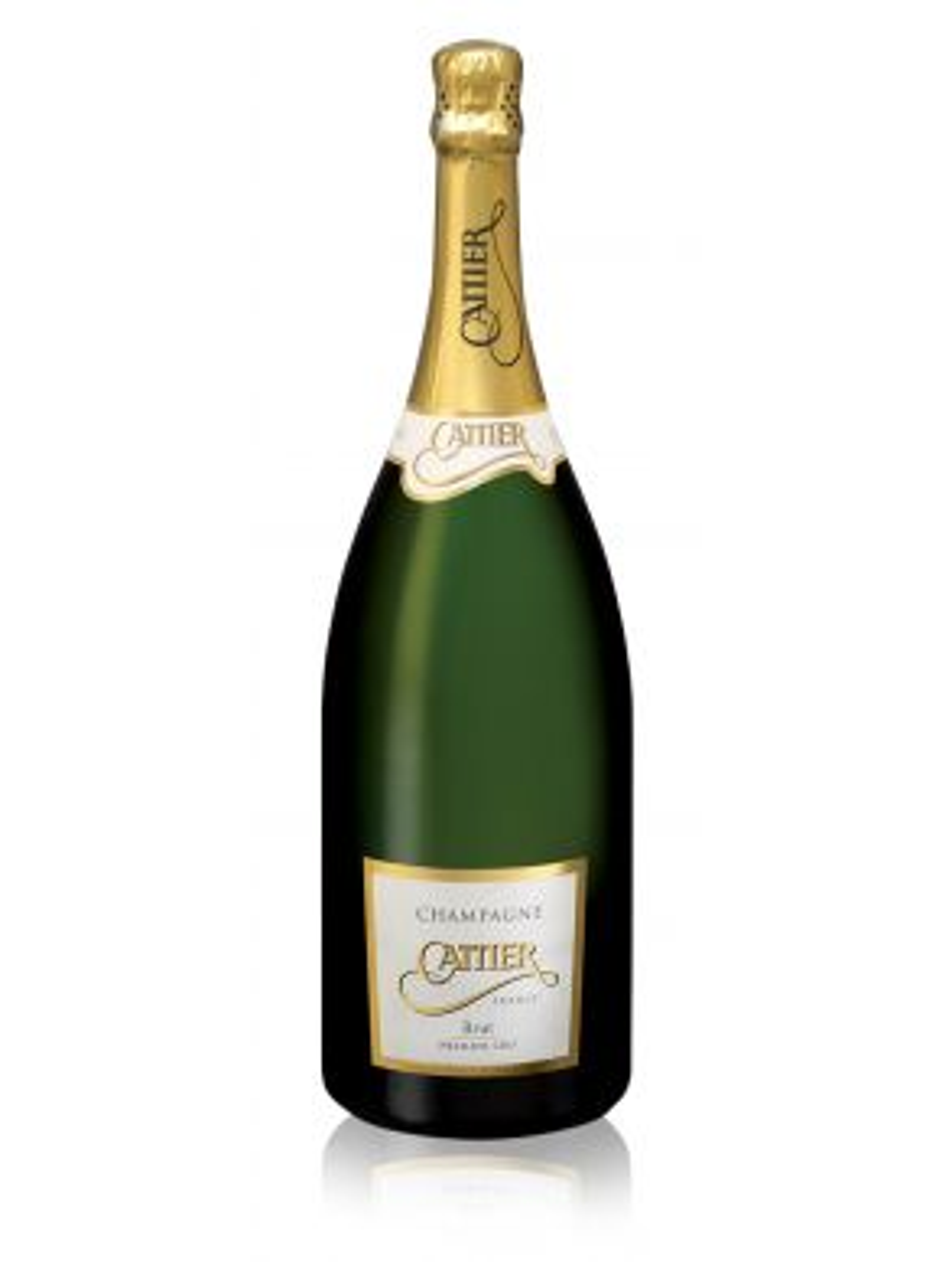Cattier Magnum Premier Cru Brut Non Vintage Champagne 150cl Magnum