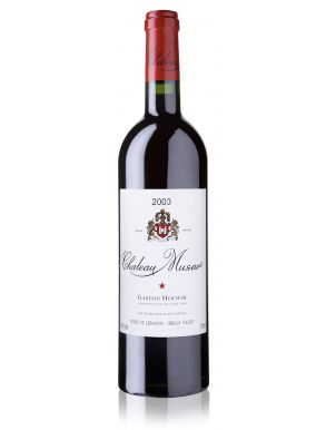 Chateau Musar 2003 Bekaa Valley Lebanon Red Wine 75cl