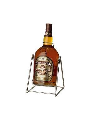 Chivas Regal Scotch Whiskey 12 Year Old 4.5 Litre Rehoboam