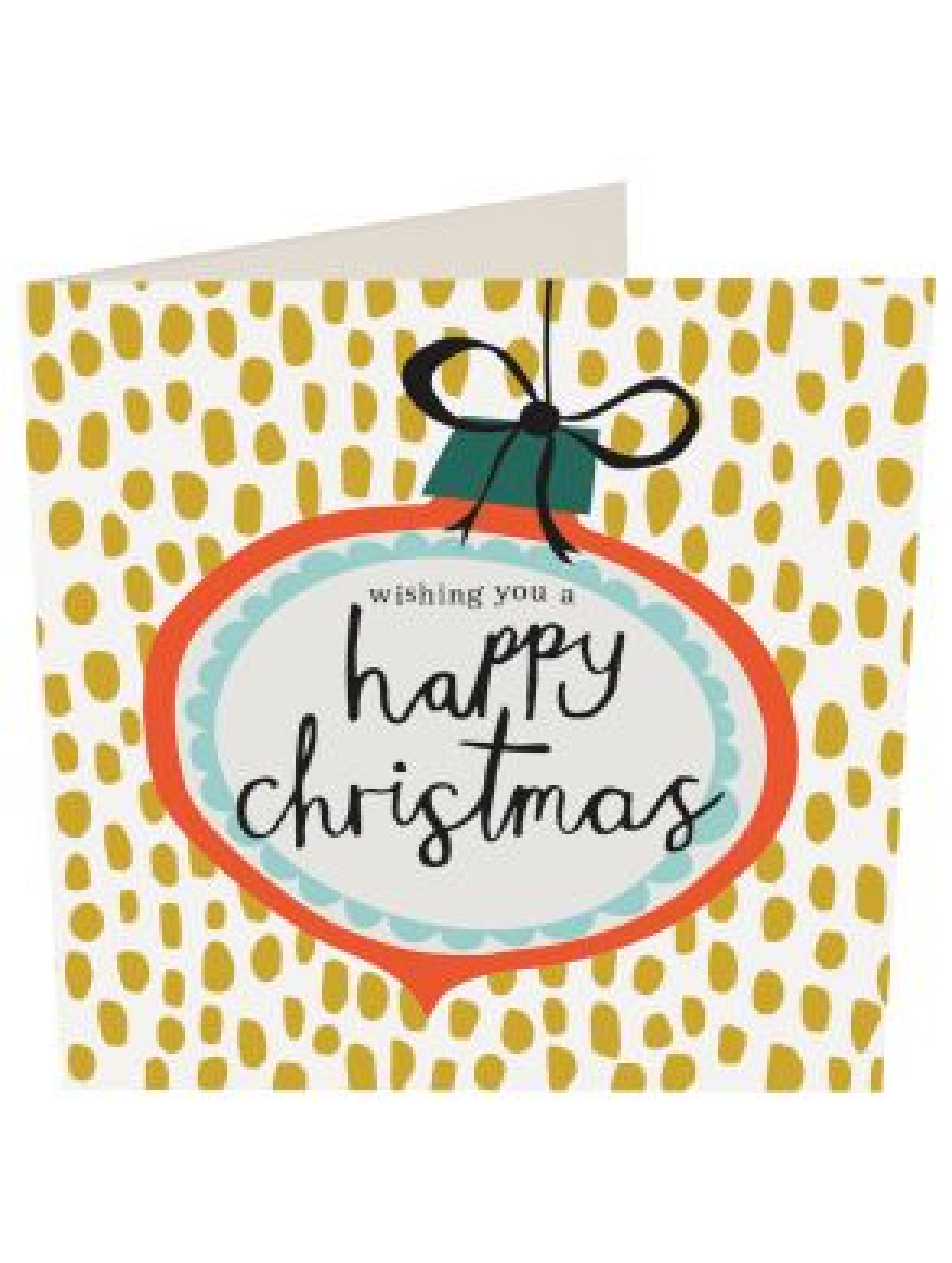 Wishing You a Happy Christmas Gift Card